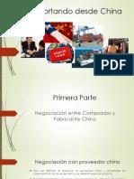 Pasos Para Importar Desde China