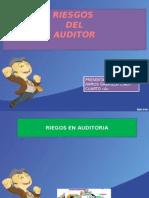 Riesgos en Auditoria