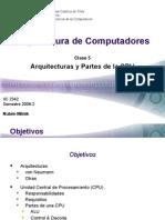 Arquitectura de Computadores Clase5
