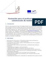 ES Teachers Workshop Structure