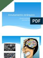 Enrutamiento-Jerarquico