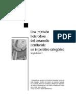 Una Revision Heterodoxa Del Desarrollo Territorial-2108278