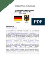 Aspectos Culturales de Alemania
