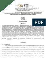 J - ELYAWATI DKK - KINERJA AUDITOR - Pengaruh Independensi, Gaya Kepemimpinan, Komitmen Organisasi, Good Governance