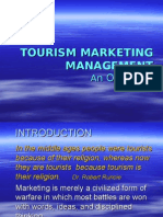 Intro. to Tourism Marketing(2014)