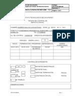 Itz-Vi-po-004-04 Tarjeta de Control de Servicio Social