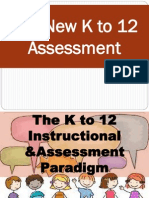 k to 12 Assessment