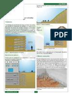 Soil Neiling en suelos arcillosos y arenosos