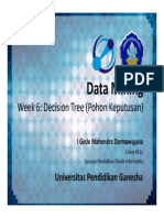 Data Mining - Decision Tree