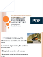 genetically engineered agriculture