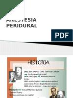 AnestesiaPeridural