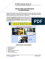 Catalogo Filtertechnik