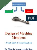 Crank Shaft & Connecting Rod Design