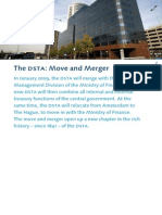DSTA Move and Merger_Outlook 2009