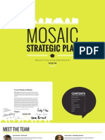 Mosaic District Strategic Plan