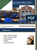 studentrecruitmentppt