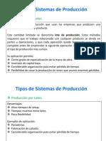 Sistema de Producción - Push