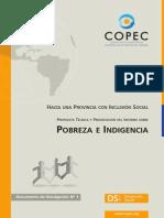 Pobreza e Indigencia_Documento de Divulgación_COPEC