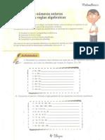 Fascículo Matemáticas. Bloque 4