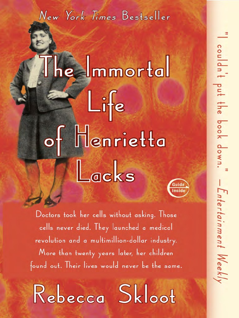 henrietta lacks quotes Quotes external links and resources summary of the text in 1951, a woman named henrietta lacks from a small town outside of baltimore.