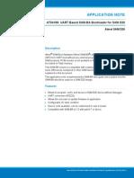 Atmel 42238 Uart Based Sam Ba Bootloader for Sam d20 AP Note At04189
