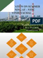NTPC Presentation by rishi