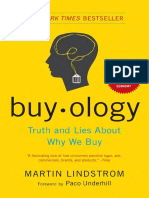 Buyology by Martin Lindstrom - Excerpt