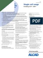 ALCAD HC+P_I&O instruction