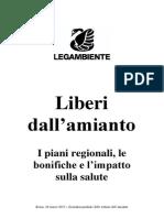 LIBERI DALL'AMIANTO 2015