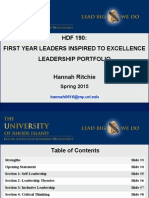 hdf190 - portfolio