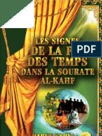 Les Signes de La Fin Des Temps Dans La Sourate Al-Kahf