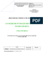 11 PTE-RD-11-Fundatii de Balast Si Piatra Sparta Final-2014
