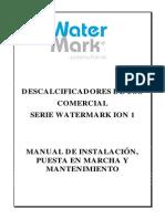 Watermark Serie Ion 1