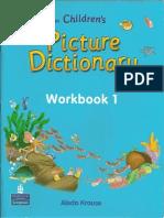 Longman Children 39 s Picture Dictionary Workbook