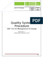 QSP-511-01 Management of Change.doc