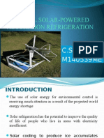 A NOVEL SOLAR-POWERED ADSORPTION REFRIGERATION.pptx