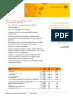 Swedbank Interim Report Q1 2015