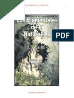 Los Elementales de La Naturaleza