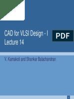 nptel CAD VLSI