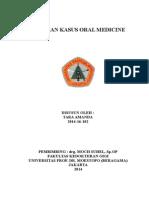 Laporan Kasus Oral Medicine