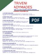 List of Mills in Coimbatore