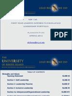 flite portfolio 2015