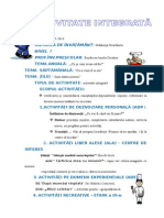 Proiect Didactic-meserii