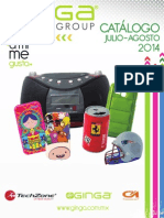 Catalogo Julioagosto