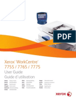 Xerox Work Center 7755 | Ac Power Plugs And Sockets