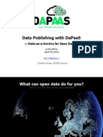 DaPaaS - ALLDATA 2015 - Dumitru Roman