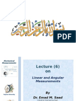 6-Linear and Angular Measurements -2