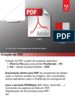 The powerful Adobe Acrobat Pro production tools