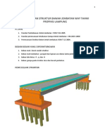 Perhitungan Struktur Bawah Jembatan Way Tahmi -3