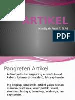 artikel bahasa jawa.pptx